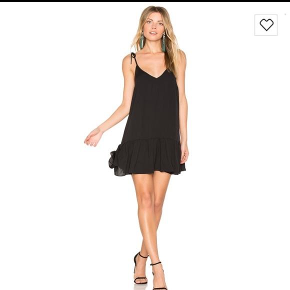 Amanda Uprichard Dresses | Black Dress | Poshmark